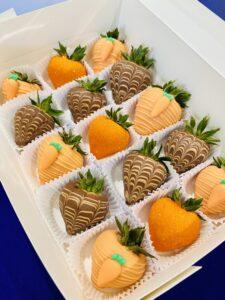 Orange Dazzle Box