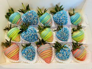 Rainbow Birthday Box