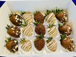 Chocolate Crunch Box