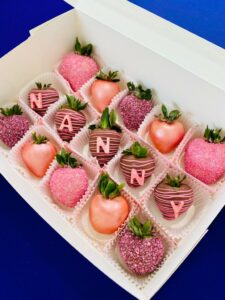 Custom perfect pink box - nanny
